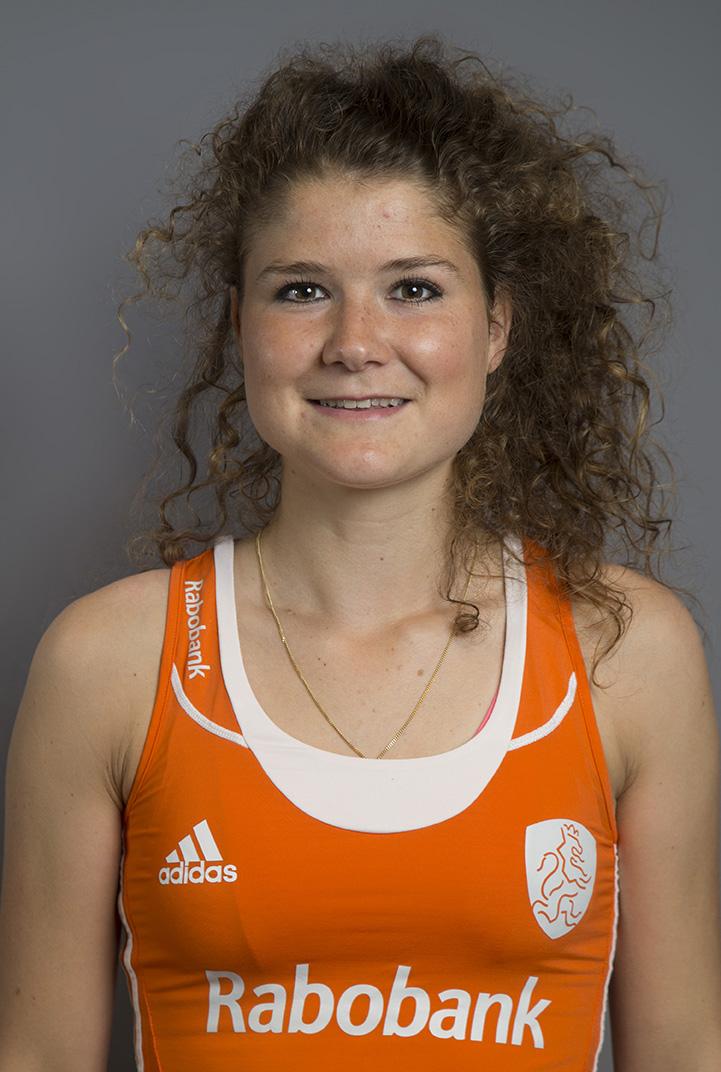 Oranje WK dames Roos Drost KS