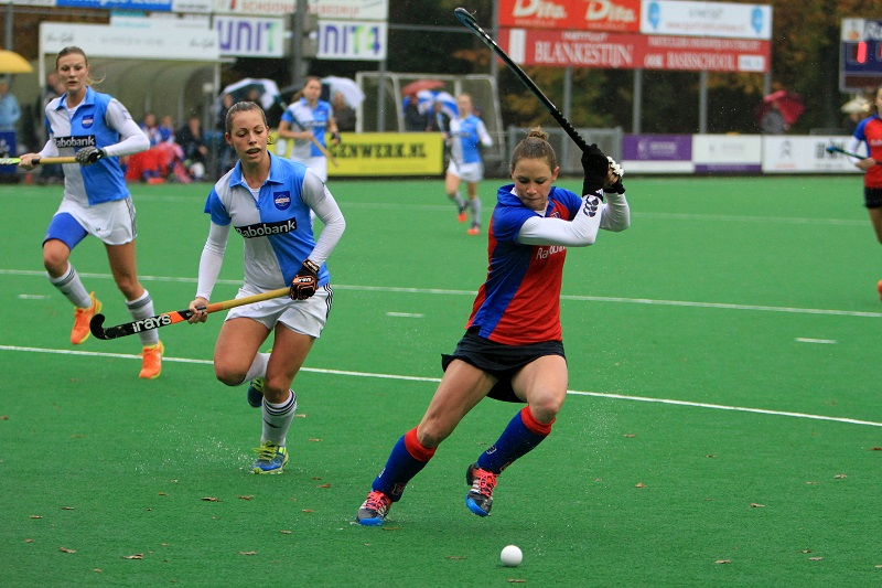 SCHC HUrley RB dames Verhage