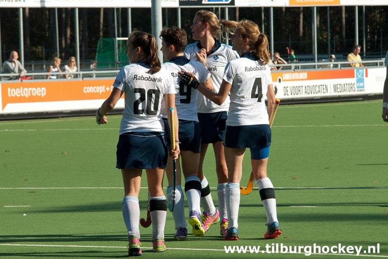 Tilburg Voordaan dames OVK (2)