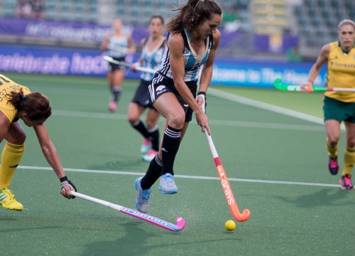 WK Argentinië-Zuid-Afrika dames RU