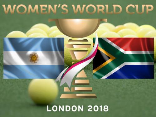 WK-Dames-2018-Argentinië-vs-Zuid-Afrika