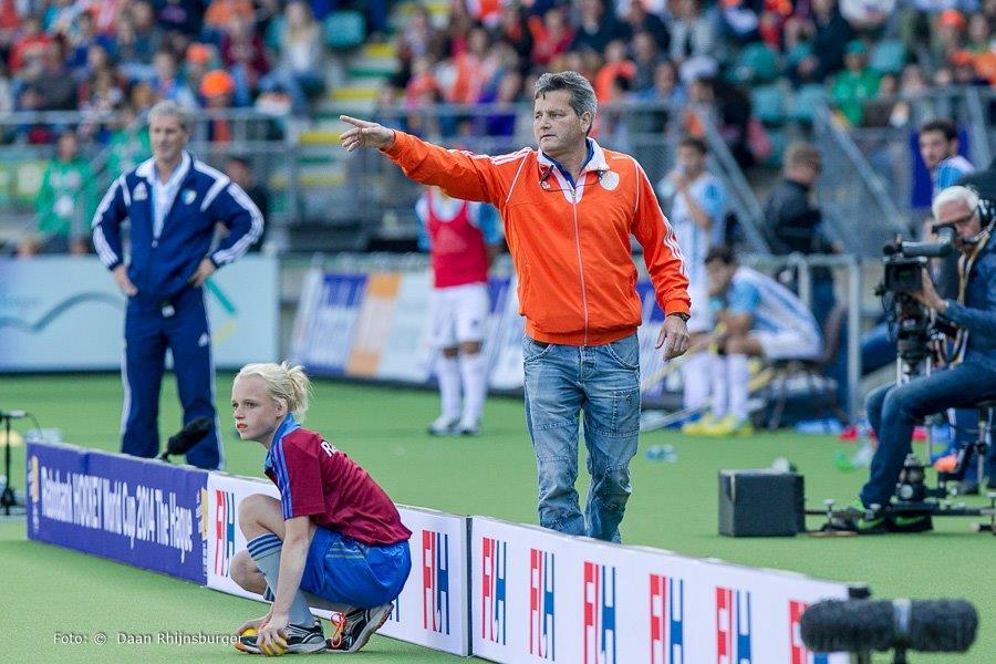 WK Nederland Argentinië Oranje Paul van ass DR