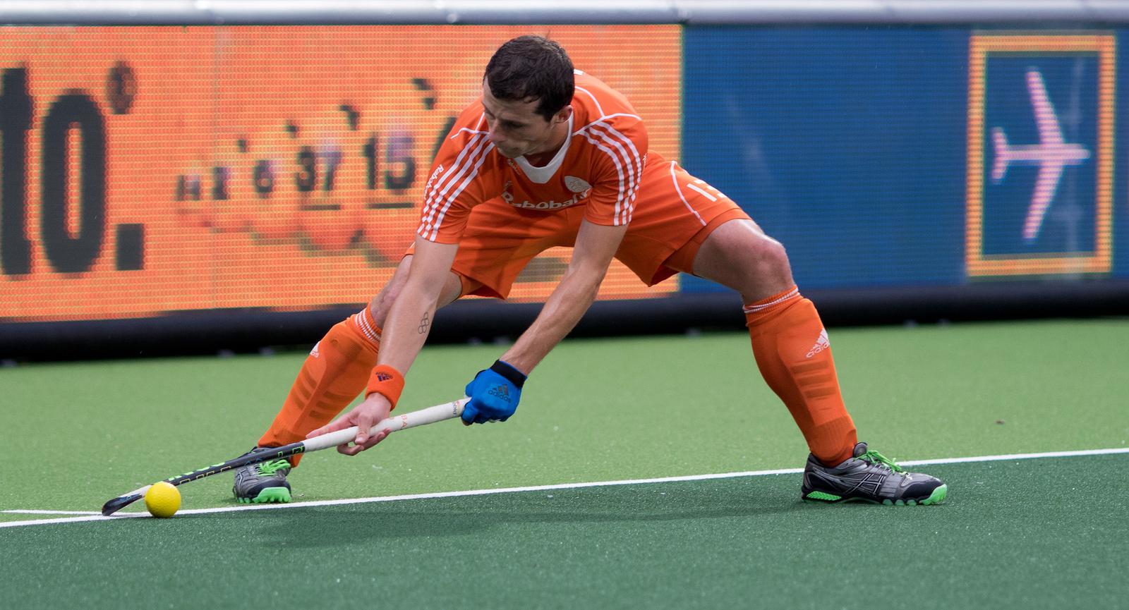 WK heren Nederland Oranje Korea RU Baart