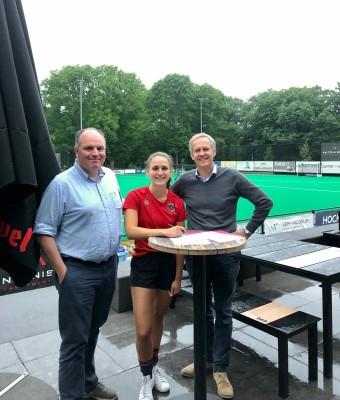 Roos Knijff tekent bij KHC Dragons in Belgie