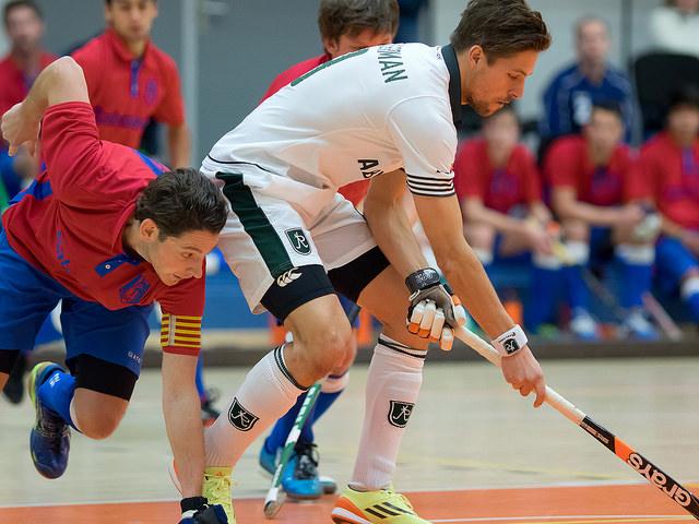Zaalhockey heren Rotterdam Venlo RU (5)