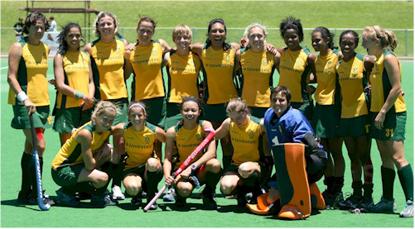 Zuid-Afrika Dames