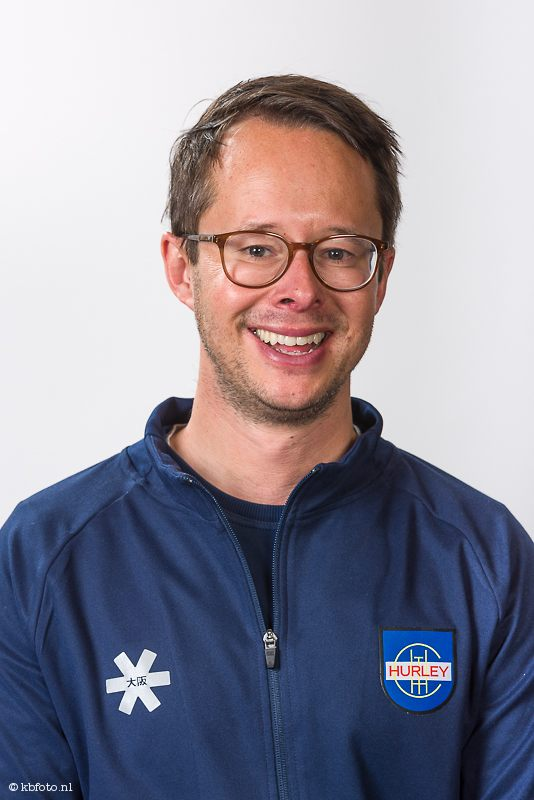 coach Patrick Bakker