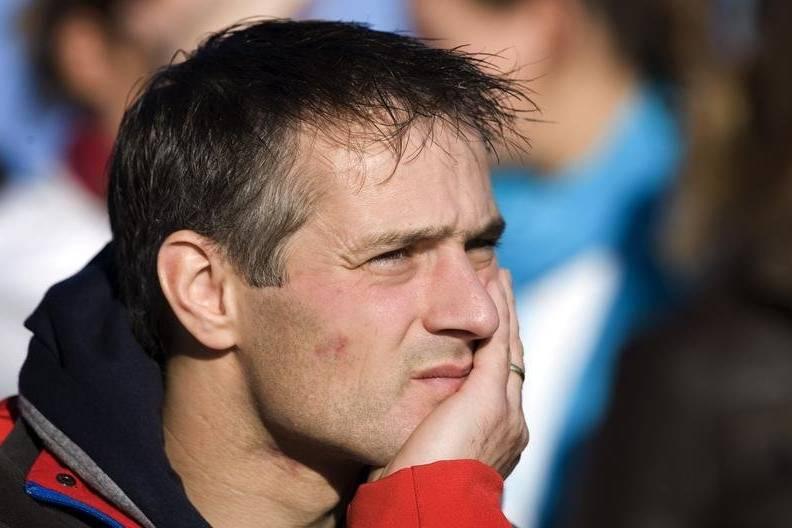Dave Smolenaars is komend seizoen de nieuwe coach van Bloemendaal dames 1