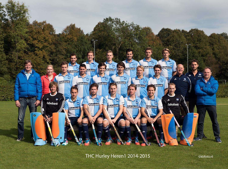 Hurley - Heren - teamfoto