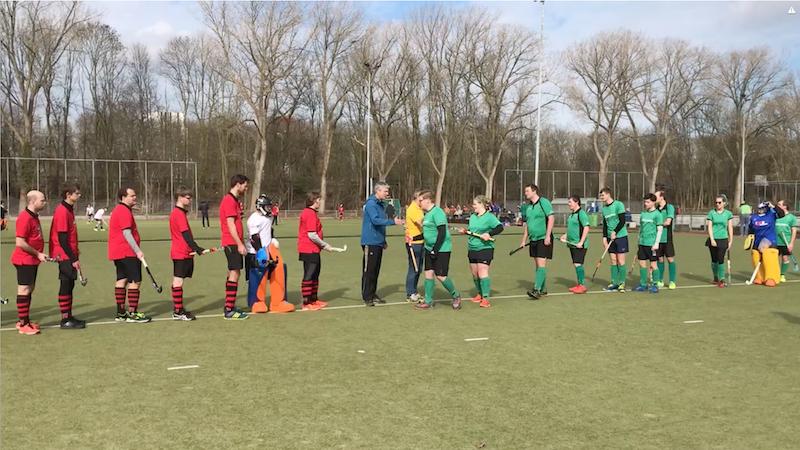 Ingrid Beek schrijft elke week over de ontwikkelingen omtrent het G-Hockey in Nederland